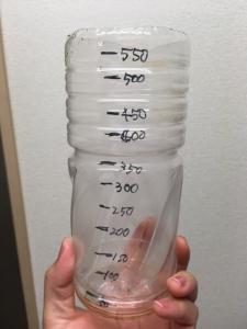 ペットボトル計量