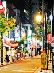 神楽坂イメージ写真
